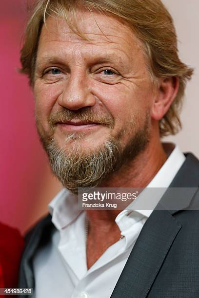 Soenke Wortmann attends the 'Schossgebete' Berlin Premiere at Kino International on September 08 2014 in Berlin Germany