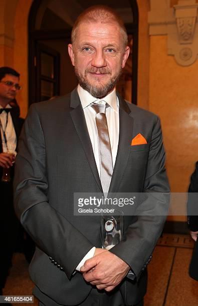 Soenke Wortmann during the Bavarian Film Award 2015 on January 16 2015 in Munich Germany