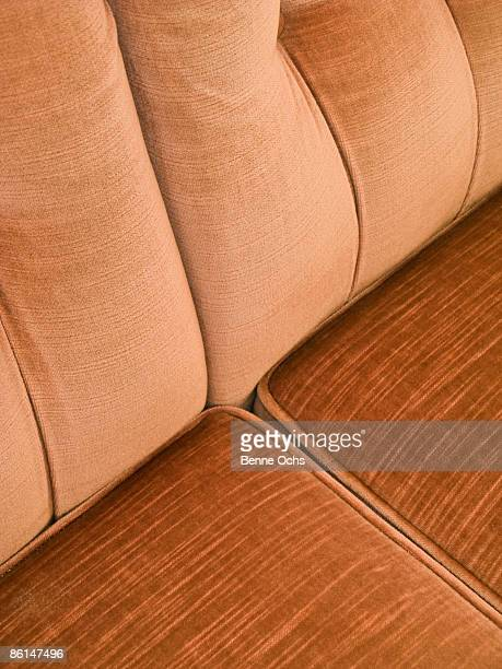 A sofa, full frame
