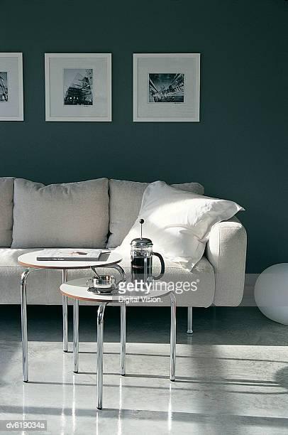 Sofa in Modern Loft