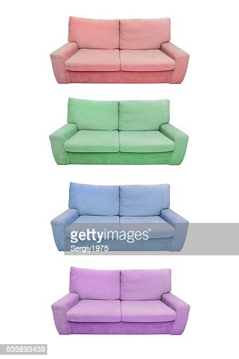 sofa : Stock Photo