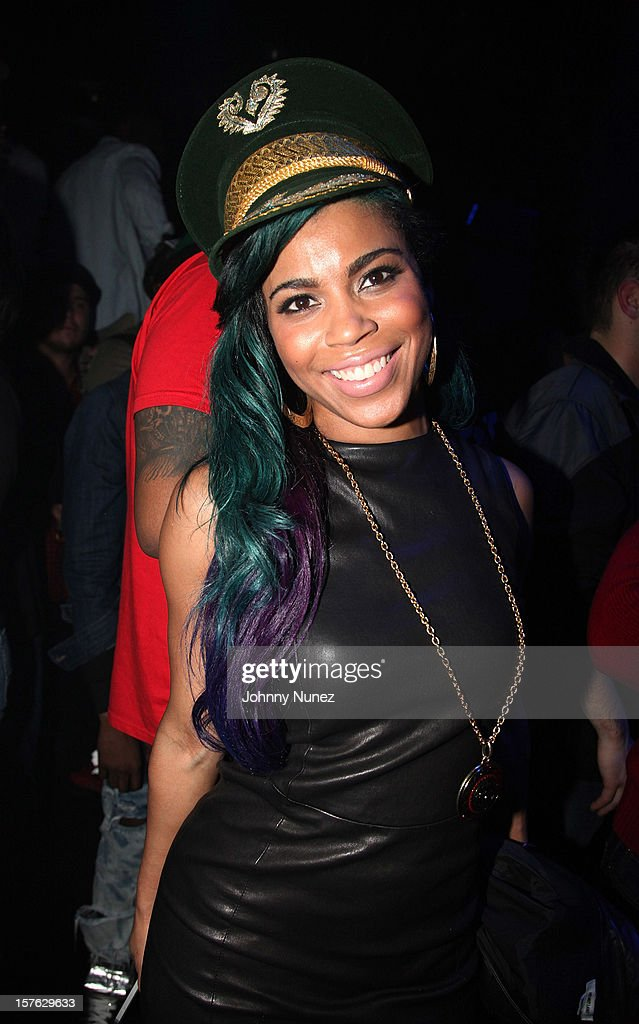 Sofi Green attends Santos Party House on December 4, 2012 in New York City.