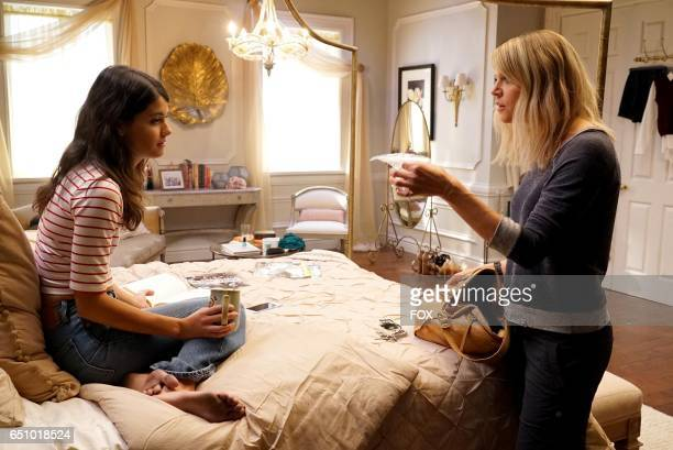 Sofia BlackD'Elia and Kaitlin Olson in the 'Condom' episode of THE MICK airing Tuesday Jan 17 831901 PM ET/PT on FOX