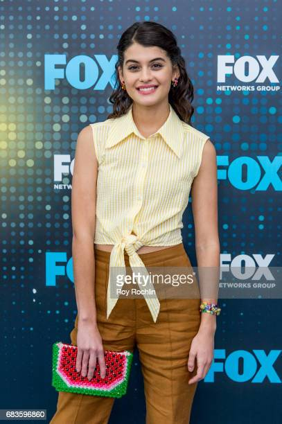 Sofia BlackD'Elia attends the 2017 FOX Upfront at Wollman Rink Central Park on May 15 2017 in New York City