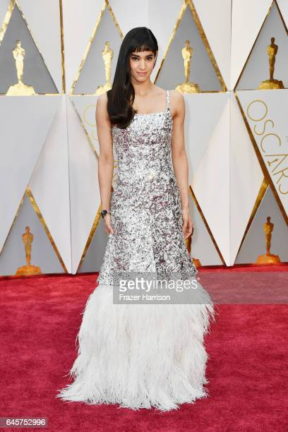 Sofia Boutella attends the 89th Annual Academy Awards at Hollywood Highland Center on February 26 2017 in Hollywood California