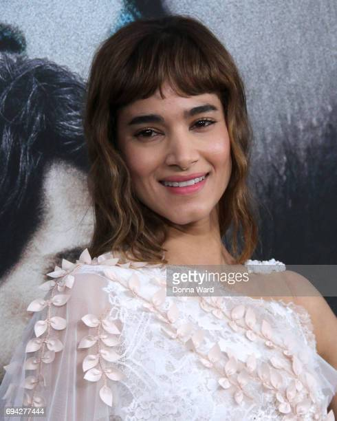 Sofia Boutella attends 'The Mummy' Fan Event at AMC Loews Lincoln Square on June 6 2017 in New York City