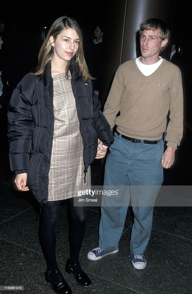 Sofia Coppola and Spike Jonze during Premiere of Castle ...