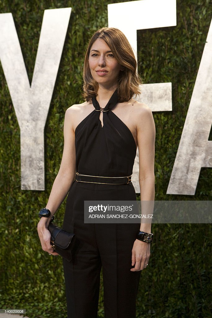 Sofia Coppola arrives at the Vanity Fair Oscar Party, for the 84th Annual Academy Awards, at the Sunset Tower on February 26, 2012 in West Hollywood, California. GONZALEZ