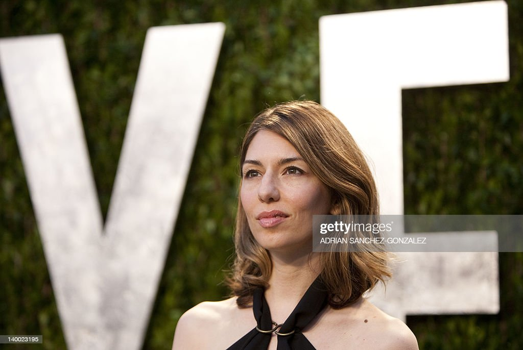 Sofia Coppola arrives at the Vanity Fair Oscar Party, for the 84th Annual Academy Awards, at the Sunset Tower on February 26, 2012 in West Hollywood, California. AFP PHOTO / ADRIAN SANCHEZ-GONZALEZ