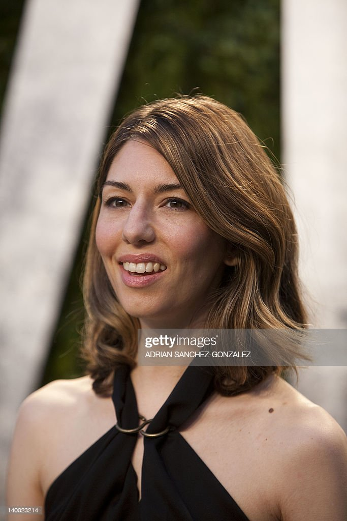 Sofia Coppola arrives at the Vanity Fair Oscar Party, for the 84th Annual Academy Awards, at the Sunset Tower on February 26, 2012 in West Hollywood, California.