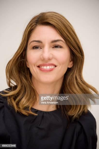 Sofia Coppola at 'The Beguiled' Press Conference at the Four Seasons Hotel on June 11 2017 in Beverly Hills California