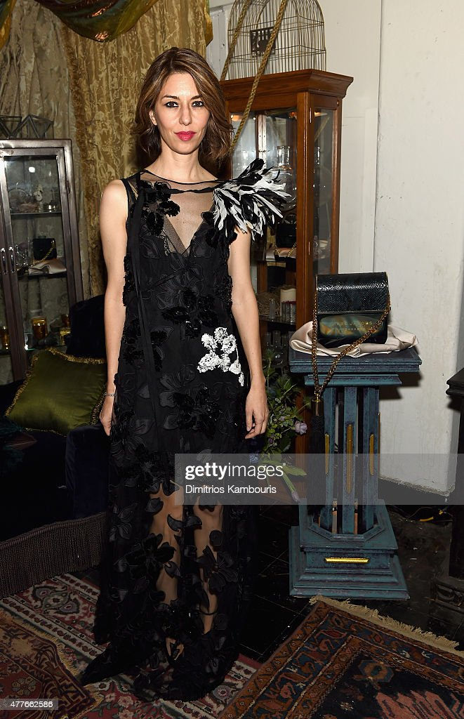 Sofia Coppola attends Marc Jacobs And Coty Celebrate DECADENCE on June 18, 2015 in New York City.