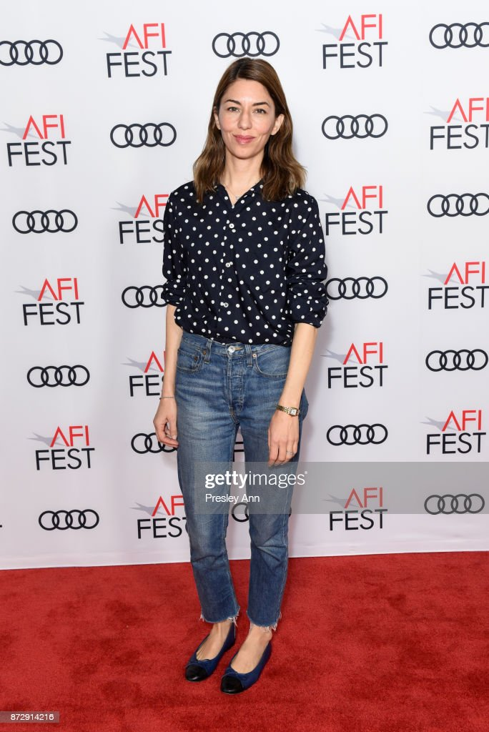 AFI FEST 2017 Presented By Audi - On Directing: Sofia Coppola