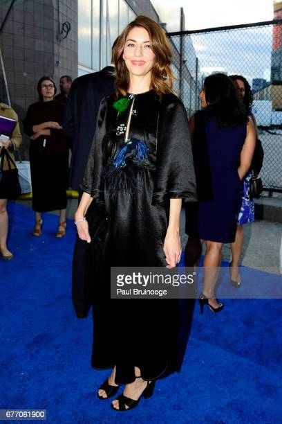 Sofia Coppola attends Planned Parenthood 100th Anniversary Gala at Pier 36 on May 2 2017 in New York City