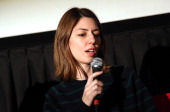 Sofia Coppola attends QA at 'The Virgin Suicides' as part of the First Exposure Series during the 2013 First Time Fest at AMC Loews Village 7 on...