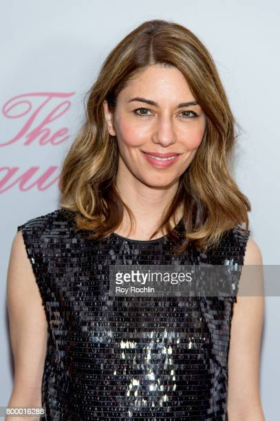 Sofia Coppola attends 'The Beguiled' New York premiere at The Metrograph on June 22 2017 in New York City