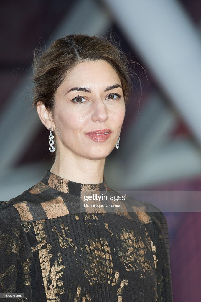 Sofia Coppola attends the Opening Ceremony of the15th Marrakech International Film Festival on December 4, 2015 in Marrakech, Morocco.