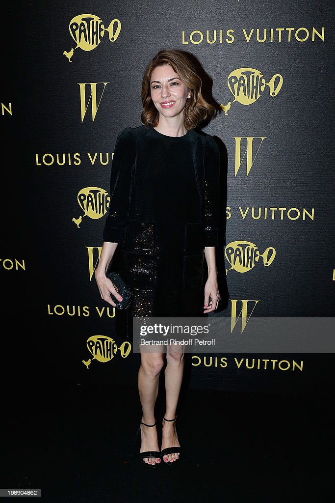 <a gi-track='captionPersonalityLinkClicked' href=/galleries/search?phrase=Sofia+Coppola&family=editorial&specificpeople=202230 ng-click='$event.stopPropagation()'>Sofia Coppola</a> attends the photocall of The Bling Ring Party Hosted By Louis Vuitton during the 66th Annual Cannes Film Festival at Club d'Albane/Marriott on May 16, 2013 in Cannes, France.