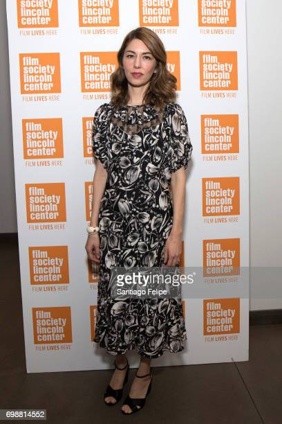 Sofia Coppola attends the The Film Society Of Lincoln Center at Walter Reade Theater on June 20 2017 in New York City