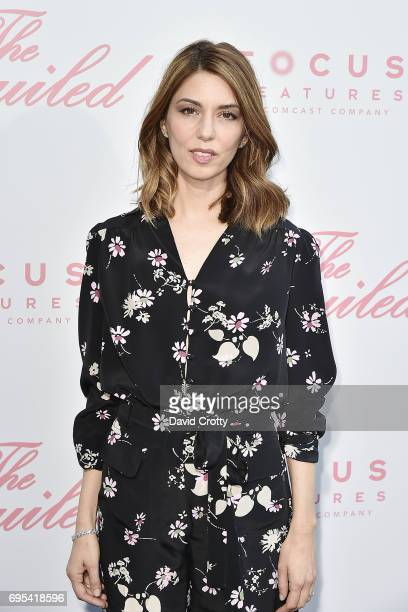 Sofia Coppola attends the US Premiere Of 'The Beguiled' Arrivals at Directors Guild Of America on June 12 2017 in Los Angeles California