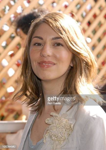 Sofia Coppola during The 19th Annual IFP Independent Spirit Awards Audience and Backstage at Santa Monica Pier in Santa Monica California United...