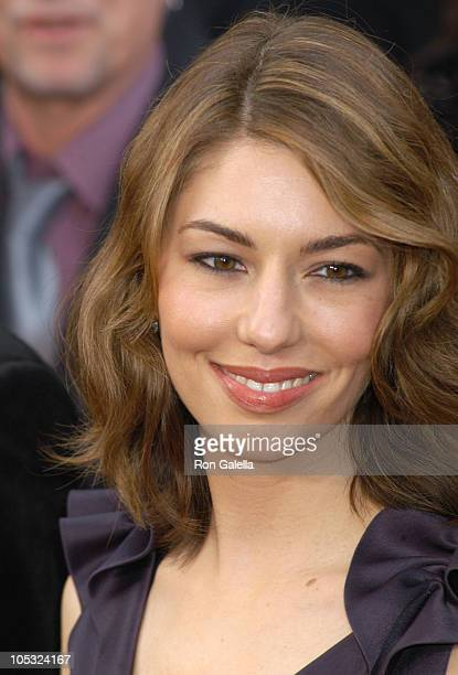 Sofia Coppola during The 76th Annual Academy Awards Arrivals at The Kodak Theater in Hollywood California United States