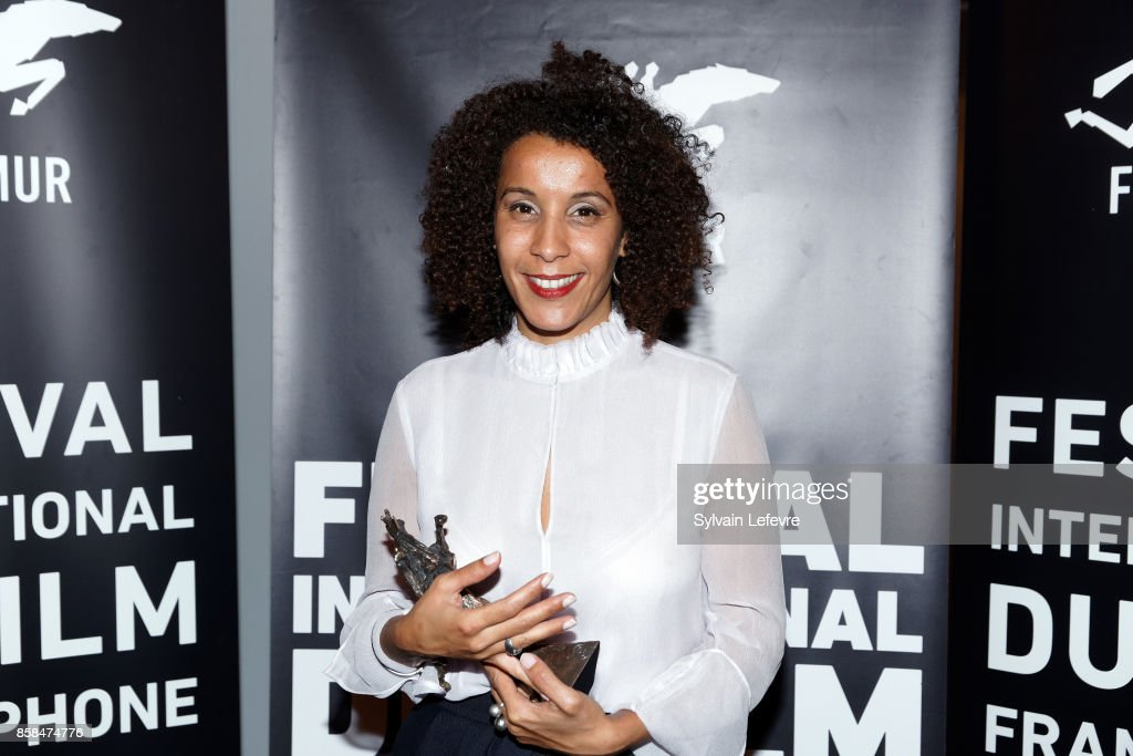 Sofia Djama attends the Award Ceremony of 32nd Namur International French-Language Film Festival (FIFF) on October 6, 2017 in Namur, Belgium.