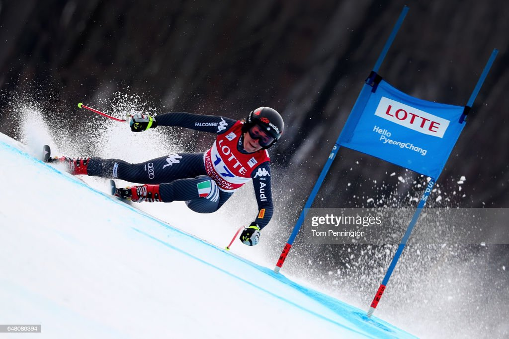 Audi FIS Ski World Cup 2017 - Jeongseon - Ladies' Super G