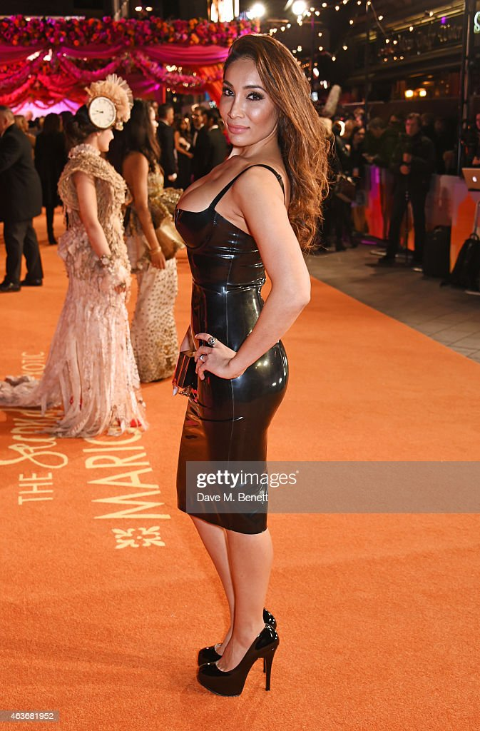 The Second Best Exotic Marigold Hotel World Premiere