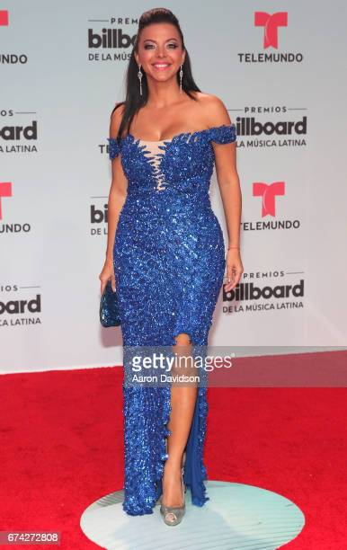 Sofia Lachapelle attends Billboard Latin Music Awards Arrivals at Watsco Center on April 27 2017 in Coral Gables Florida