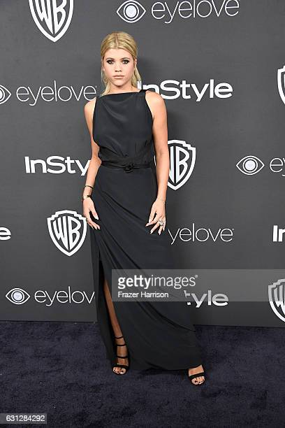 Sofia Richie attends the 18th Annual PostGolden Globes Party hosted by Warner Bros Pictures and InStyle at The Beverly Hilton Hotel on January 8 2017...