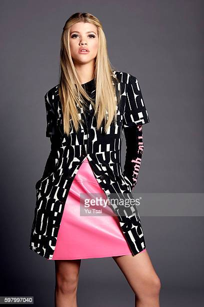 Sofia Richie is photographed for Seventeen Magazine on April 29 2016 in Los Angeles California ON DOMESTIC EMBARGO UNTIL NOVEMBER 1 2016 ON...
