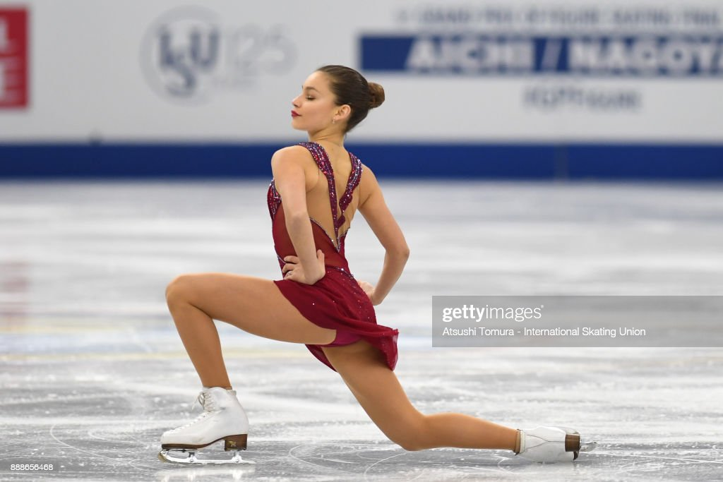 Софья Самодурова - Страница 3 Sofia-samodurova-of-russia-competes-in-the-junior-ladies-free-skating-picture-id888656468