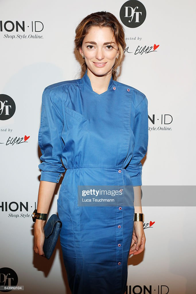 Sofia Sanchez attends the 'Designer for Tomorrow' by Peek & Cloppenburg and Fashion ID after show party during the Mercedes-Benz Fashion Week Berlin Spring/Summer 2017 on June 30, 2016 in Berlin, Germany.
