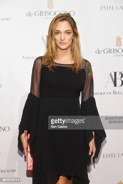 Sofia Sanchez de Betak attends the American Ballet Theatre Fall Gala at David H Koch Theater at Lincoln Center on October 18 2017 in New York City