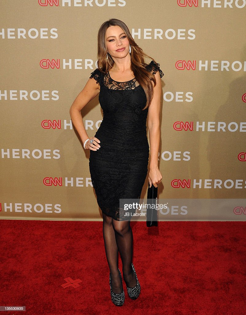 <a gi-track='captionPersonalityLinkClicked' href=/galleries/search?phrase=Sofia+Vergara&family=editorial&specificpeople=214702 ng-click='$event.stopPropagation()'>Sofia Vergara</a> arrives at the 2011 CNN Heroes: An All-Star Tribute held at The Shrine Auditorium on December 11, 2011 in Los Angeles, California.