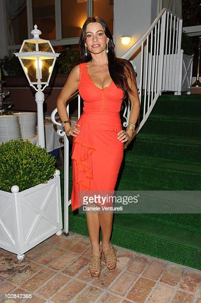 Sofia Vergara attends day two of the Ischia Global Film And Music Festival on July 12 2010 in Ischia Italy