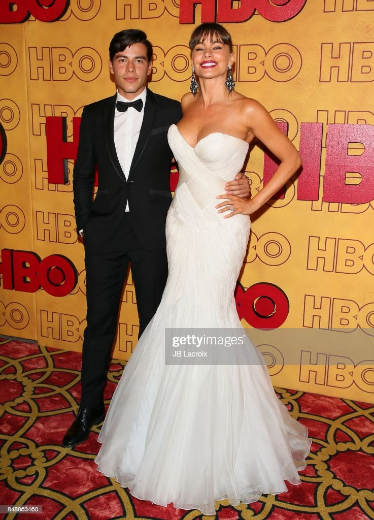 Sofia Vergara attends HBO's Post Emmy Awards Reception at The Plaza at the Pacific Design Center on September 17, 2017 in Los Angeles, California.