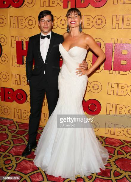 Sofia Vergara attends HBO's Post Emmy Awards Reception at The Plaza at the Pacific Design Center on September 17 2017 in Los Angeles California