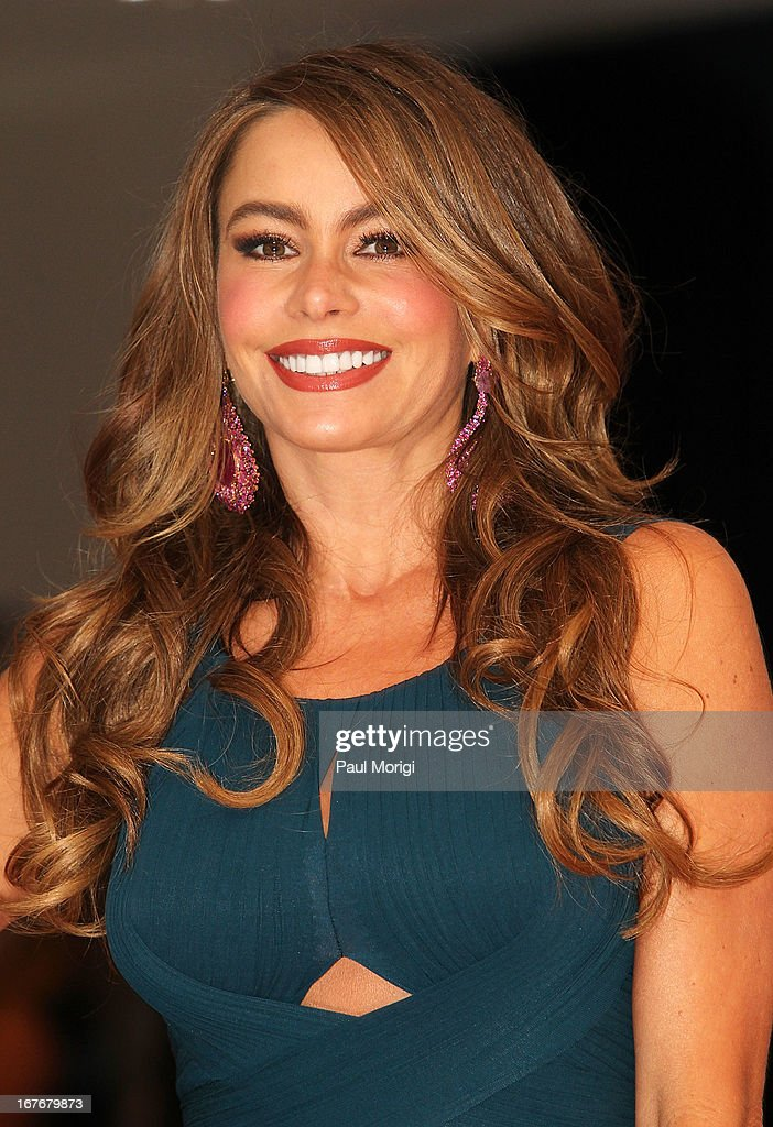 Sofia Vergara attends the White House Correspondents' Association Dinner at the Washington Hilton on April 27, 2013 in Washington, DC.