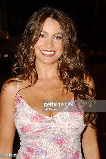 Sofia Vergara during MTV Video Music Awards Latinoamerica 2002 Arrivals at Jackie Gleason Theater in Miami FL United States