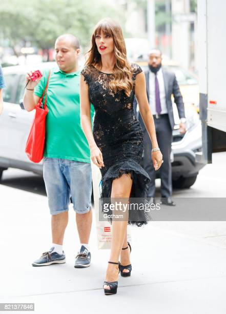 Sofia Vergara on July 23 2017 in New York City