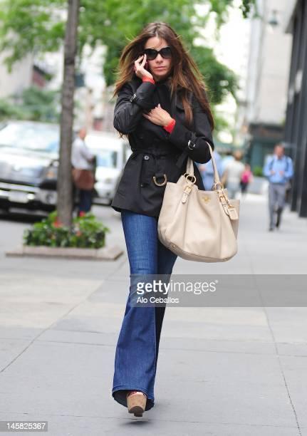 Sofia Vergara sighting on June 6 2012 in New York City