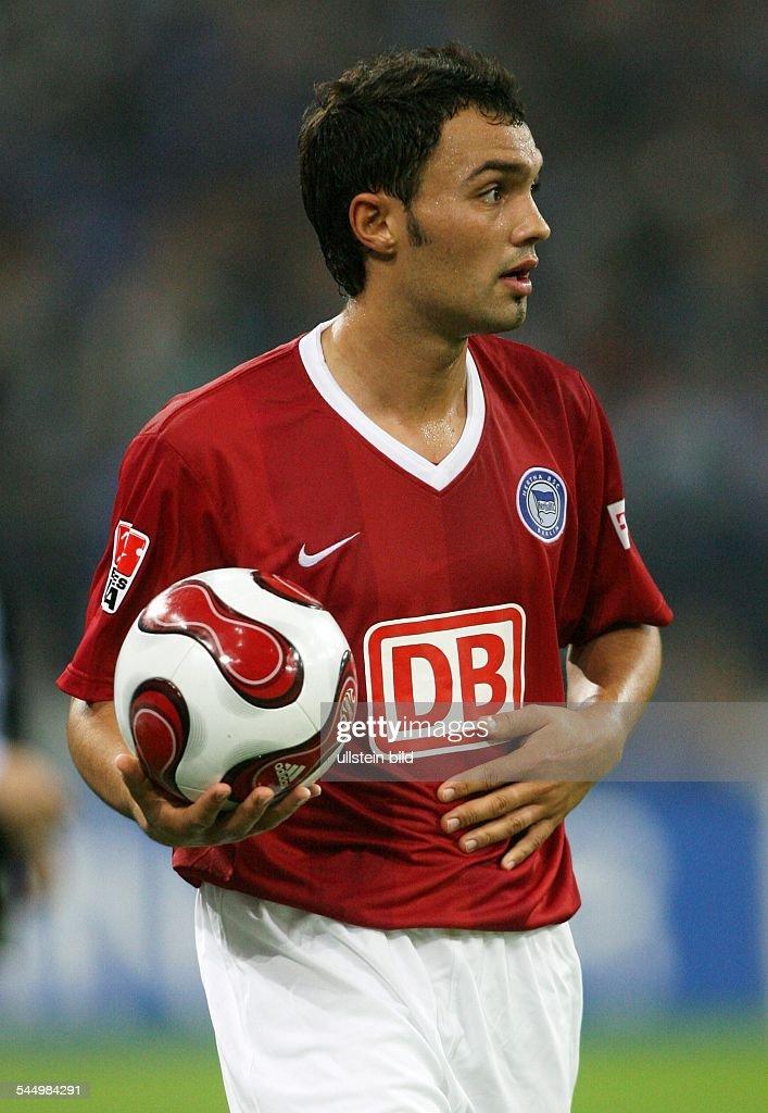 Sofian Chahed Defender Hertha BSC Berlin Germany