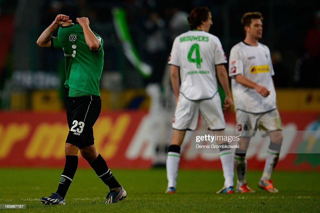 VfL Borussia Moenchengladbach v Hannover 96 - Bundesliga