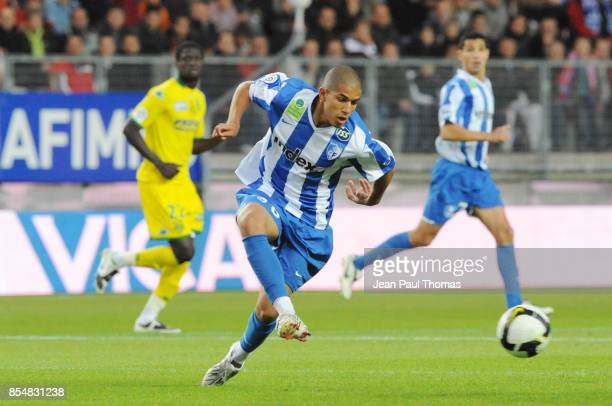 Sofiane FEGHOULI Grenoble / Nantes 8eme journee de Ligue 1