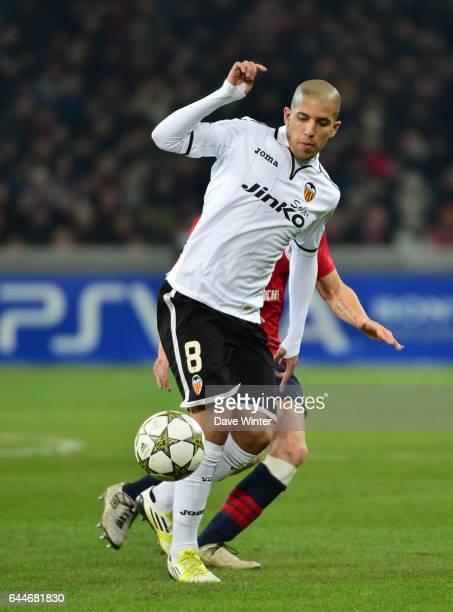 Sofiane FEGHOULI Lille / Valence Ligue des Champions Photo Dave Winter / Icon Sport