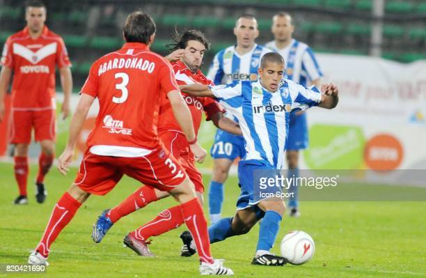 Sofiane FEGHOULI Valenciennes / Grenoble 5eme journee de Ligue 1
