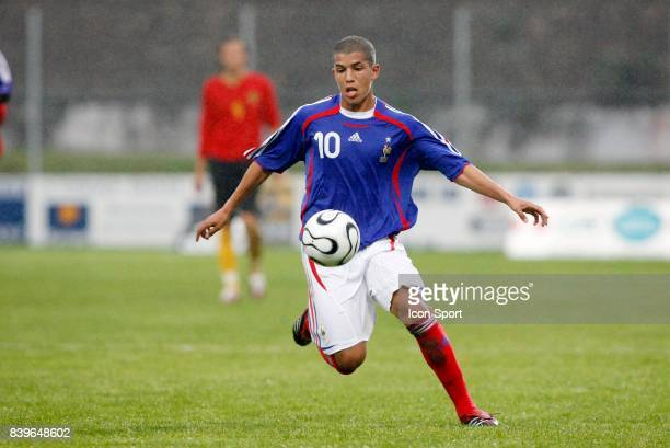 Sofiane FEGHOULI France / Belgique match amical