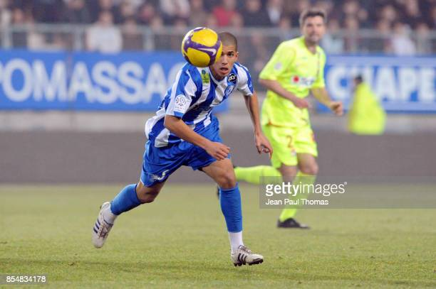 Sofiane FEGHOULI Grenoble / Lyon 21eme journee de Ligue 1